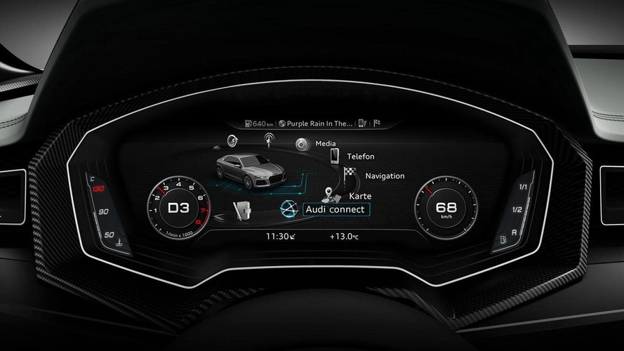 Audi A3 facelift coming next year with fully digital instrument cluster