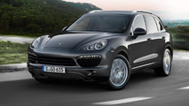 Porsche Cayenne S diesel with twin-turbo V8 announced