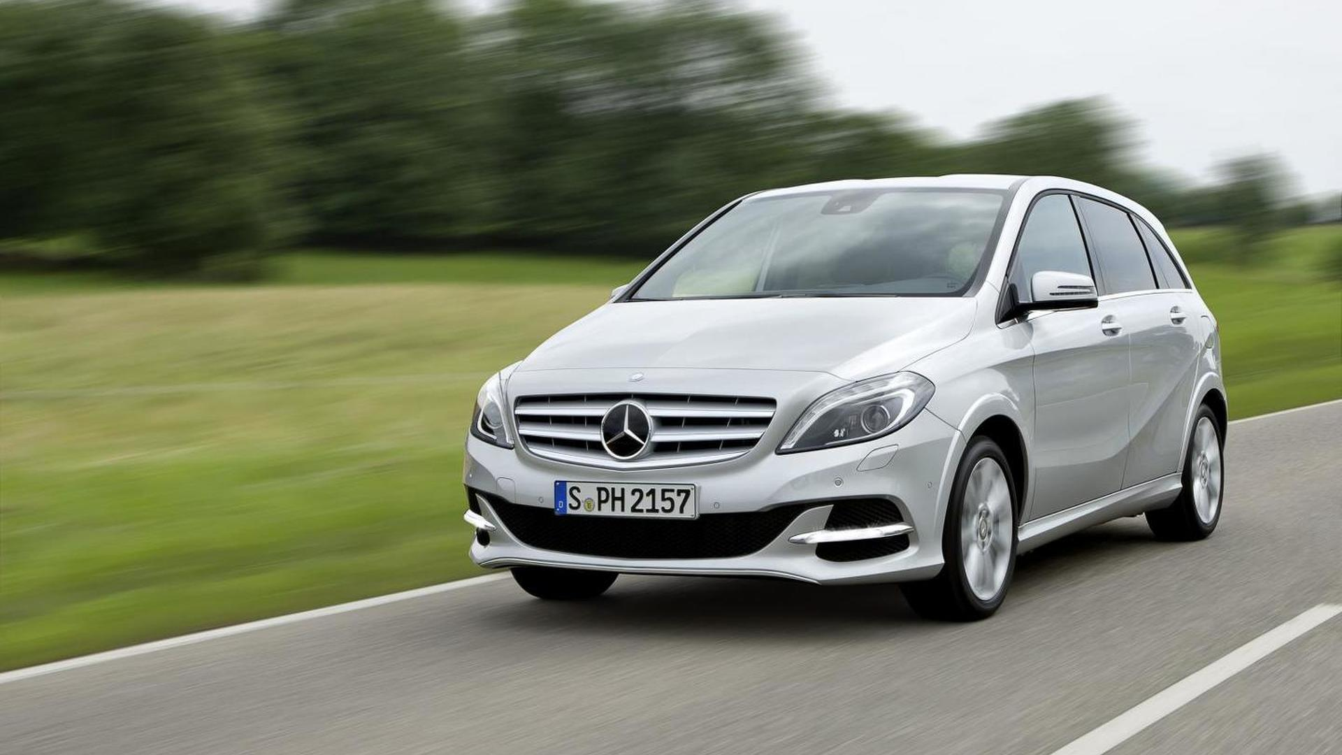 mercedes benz b 200 natural gas drive announced. Black Bedroom Furniture Sets. Home Design Ideas