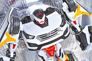 Hyundai Wants to Build Real Life Transformers
