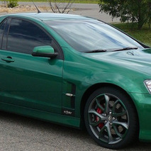 Be A Hero, Buy This Left-Hand-Drive HSV Ute