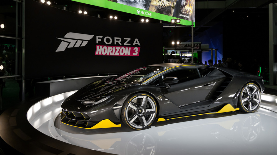 Lamborghini Centenario debuts in the U.S., we drive it in Forza Horizon  3