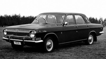Legendary Russian Brand Volga Could Be Resurrected
