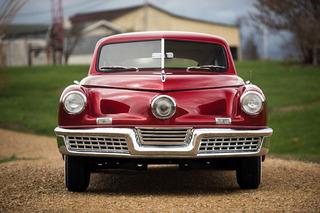 Rare Tucker 48 Prototype Goes to Auction