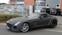 Mercedes SLS AMG Black Series to have 650 PS - report