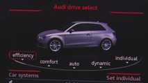 2012 Audi A3 graphical CES teaser images, 1200, 11.01.2012