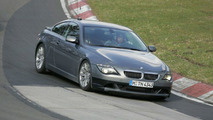 BMW 6 Series Spy Photos