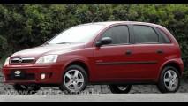 Chevrolet tira de linha o Corsa 1.0 hatch e 1.8 - Linha 2010 terá somente motor 1.4 Econo.Flex