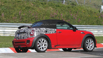 2012 MINI JCW Roadster hits the 'Ring