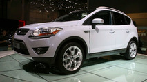 Ford Kuga at the Geneva Show