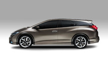 Honda Civic Tourer Concept 05.3.2013