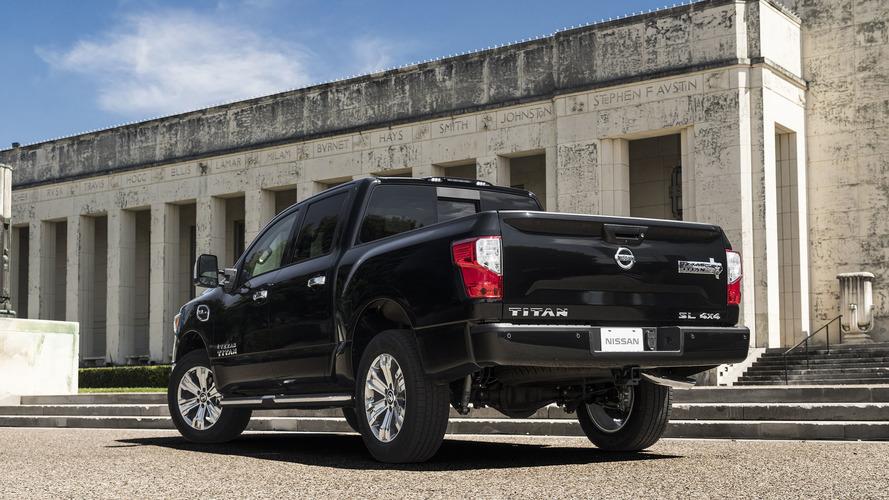 Nissan Titan and Titan XD Texas Titan Edition