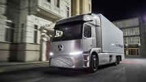 Mercedes Urban eTruck deliveries starting later this year