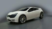 Datsun XLink design concept study