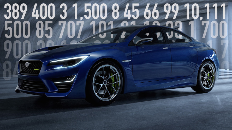 Motor Math: The week's most important car numbers