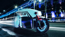 Autonomous police motorcycle can still write you a ticket
