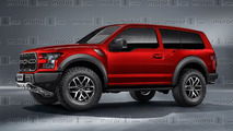 Ford Bronco and Ranger officially returning to North America