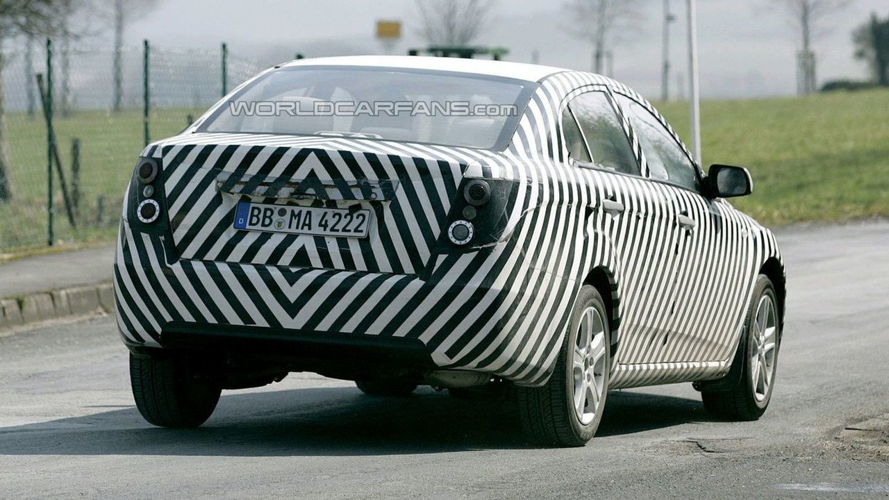 FAW Bentung A 501 Spied