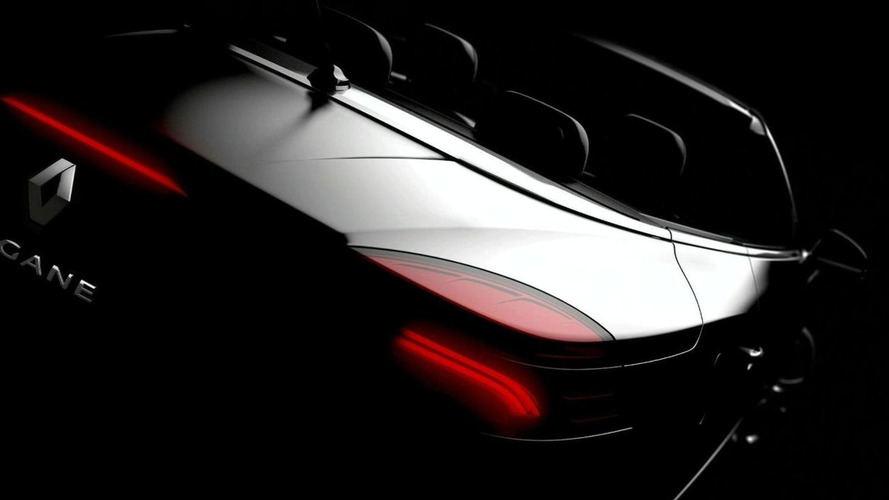 2011 Renault Megane CC Teaser No. 2 Released