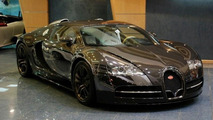 Details Spilled: Bugatti Veyron Vincero Edition by Mansory