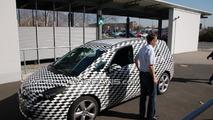 2012 Opel Zafira First Spy Photos