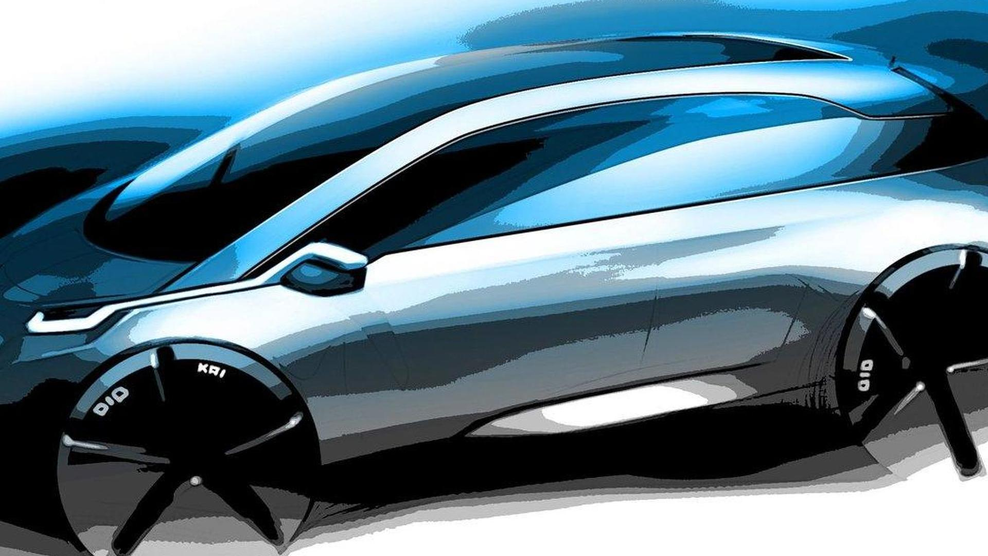 BMW Megacity further construction details
