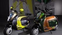 BMW unveils the MINI Scooter E Concept