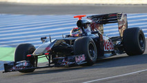 Ricciardo, Hartley, to be Red Bull reserves
