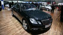 Mercedes-Benz E-Class Sedan World Premiere in Geneva