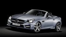 2012 Mercedes-Benz SLK-Class Roadster 13.01.2011