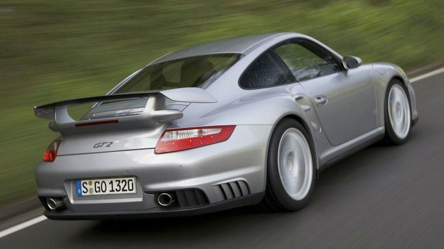 New Porsche 911 GT2 Officially Revealed with 530 Horsepower