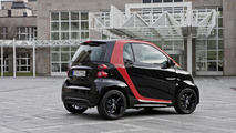 Smart ForTwo Sharpred Edition announced