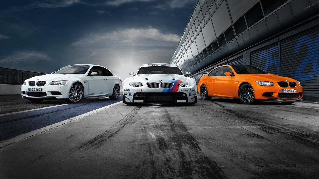 BMW M cars 24.10.2011