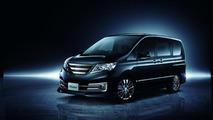 Nissan SERENA Rider Performance Spec Line Black Line