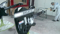 9-foot Ford Shelby GT Fender Stratocaster