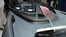 Faraday Future FFZERO1 concept at CES 2016