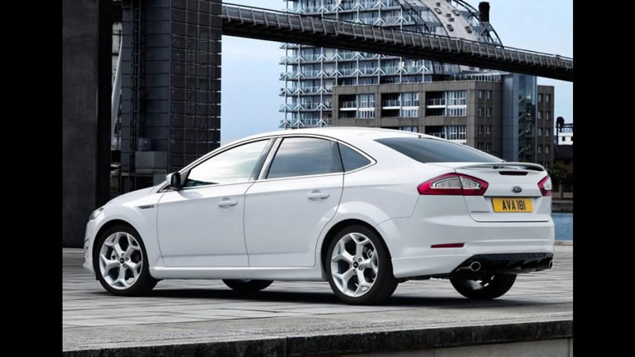 Ford lança o Mondeo na China