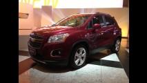 Chevrolet confirma novo Tracker 2014 no Brasil