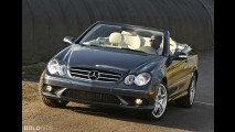 Mercedes-Benz CLK550 Cabriolet