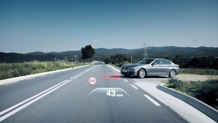 BMW previews semi-autonomous driving tech for next-gen 5 Series