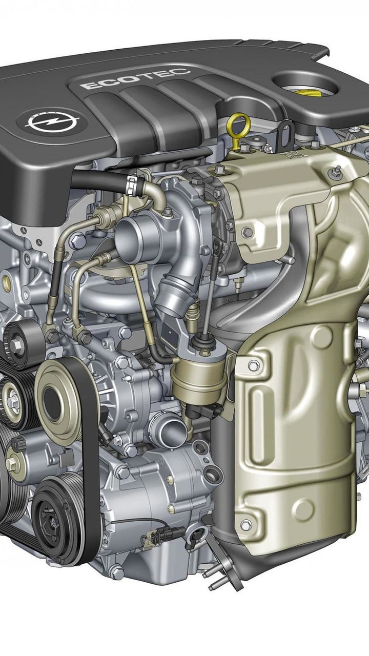 Opel's new 1.6 CDTI ECOTEC engine