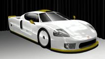 Monaco Presents Its New Supercar, the MCA ALA 50