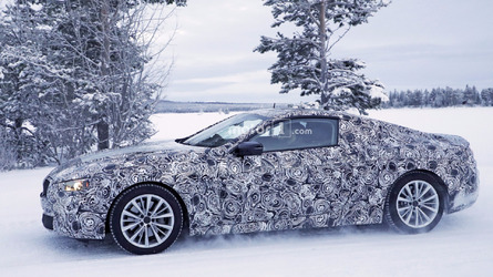 BMW caught testing replacements for 6 Series Coupe, Convertible