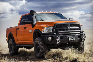 Ram Trucks Just Got a Mean 'Prospector' Overhaul
