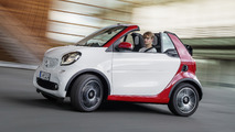 2017 Smart ForTwo Cabrio priced from $18,900 in the U.S.