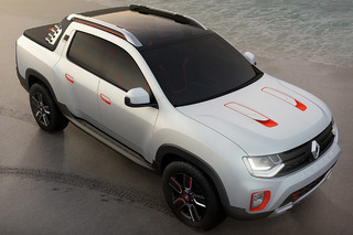 New Renault Pickup Would Be Perfect for US