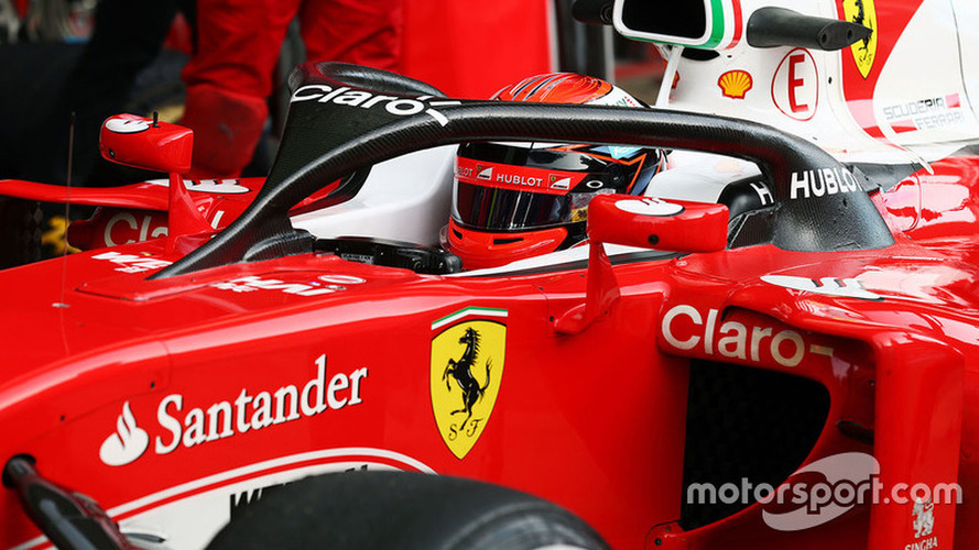 Formula 1 evaluating second version of Halo