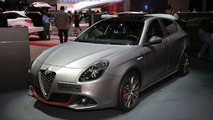 Alfa Romeo Giulietta shows its new face in Geneva