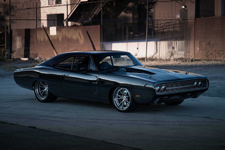 "SpeedKore's ""Tantrum"" is Part Dodge Charger, Part 1,650-HP Supercar"
