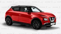 Next-gen Nissan Juke coming in 2017